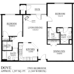 Dove Floor Plan