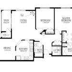 Finch-A Floor Plan